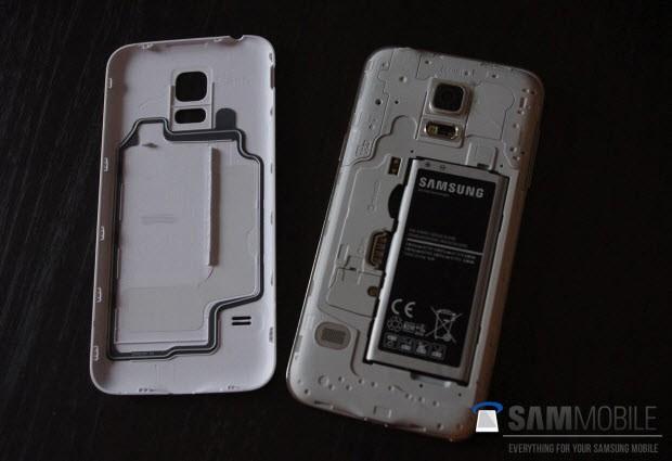 Galaxy S5 Mini'den kareler sızdı!
