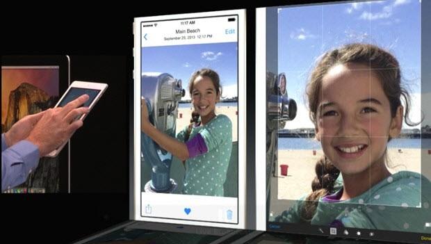 iOS 8 sonunda ortaya çıktı!
