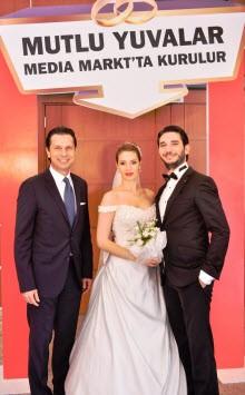 Media Markt'tan yeni evleneceklere hizmet!