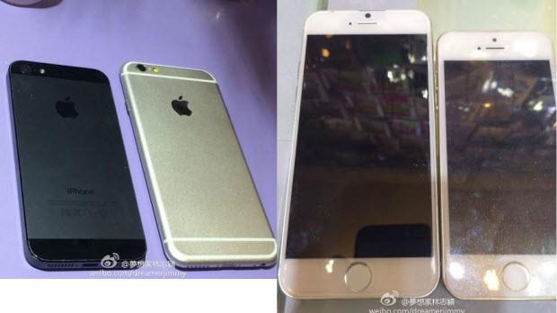 5C'yi sızdıran isimden iPhone 6 sızıntısı!