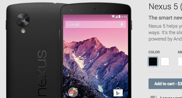 Google'dan Android 5.0 için ilginç ipucu!