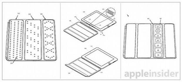 Apple'ın Smart Cover patenti ortaya çıktı!