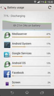 Sony Xperia M2 detaylı testte!