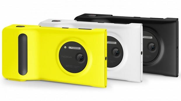 Nokia Lumia 1020 ve Google Glass
