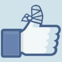 Facebook, 500 bin dolar kaybetti
