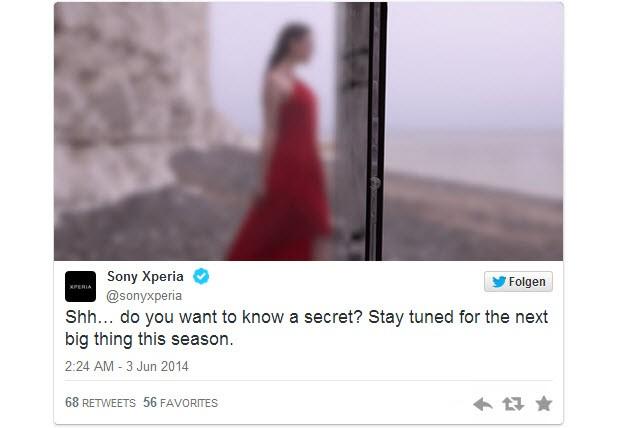 Sony Xperia Z2 Ultra'dan bilgiler, sızıntılar