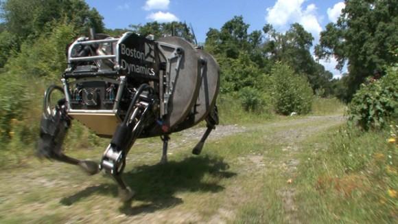 Sürücüsüz otomobiller ve robotlar