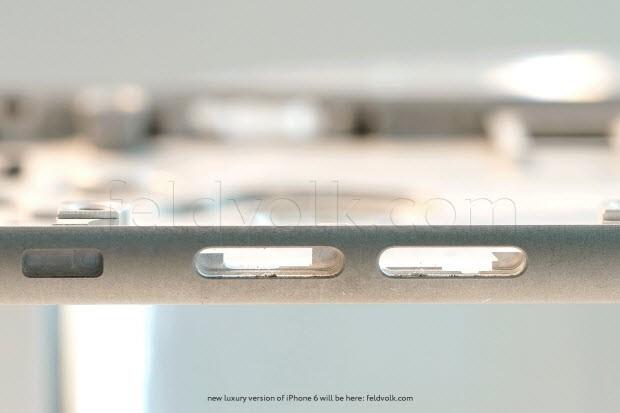 iPhone 6'dan yüksek çözünürlüklü video sızdı!