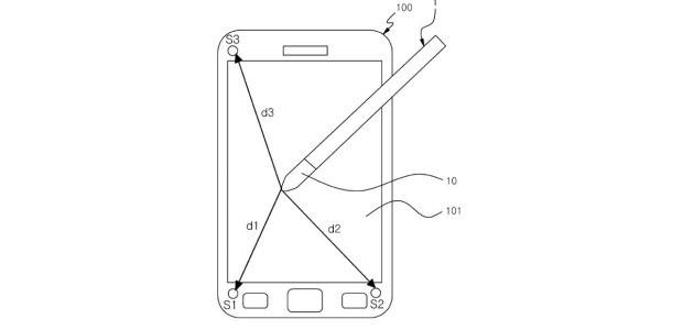 Samsung, yeni bir kalem teknolojisi peşinde!