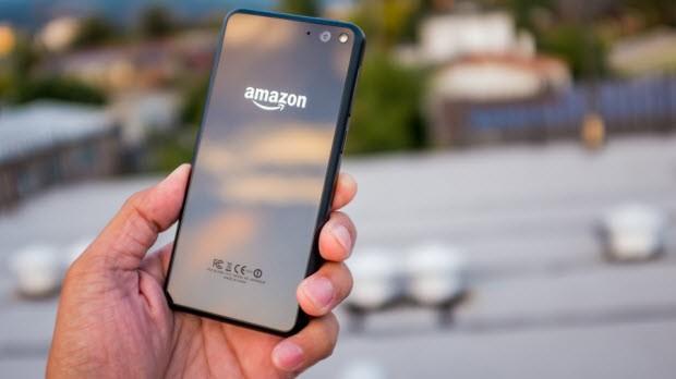 ÖN İNCELEME: Amazon Fire Phone!