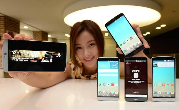 LG ve Motorola