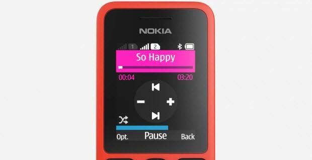 25 dolarlık alt seviye Nokia 130 tanıtıldı!