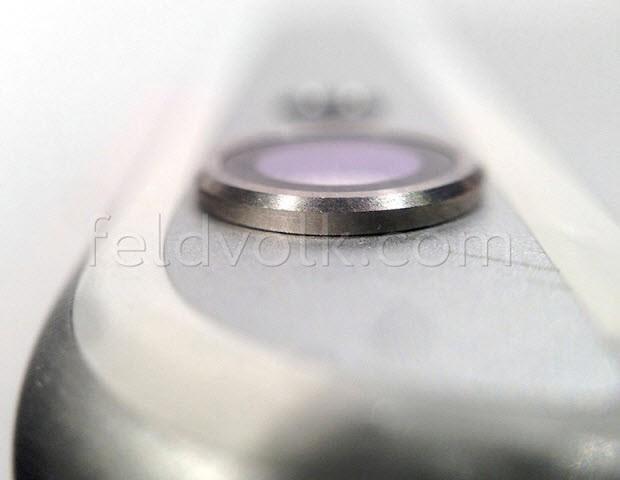 Ve iPhone 6'nın kamerasından bir kare