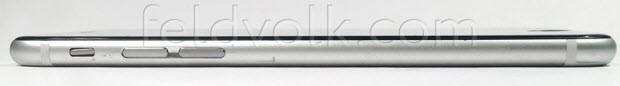 4.7 inç'lik iPhone 6'dan iki kare daha!