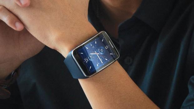 Samsung Gear S akıllı saat tanıtıldı!
