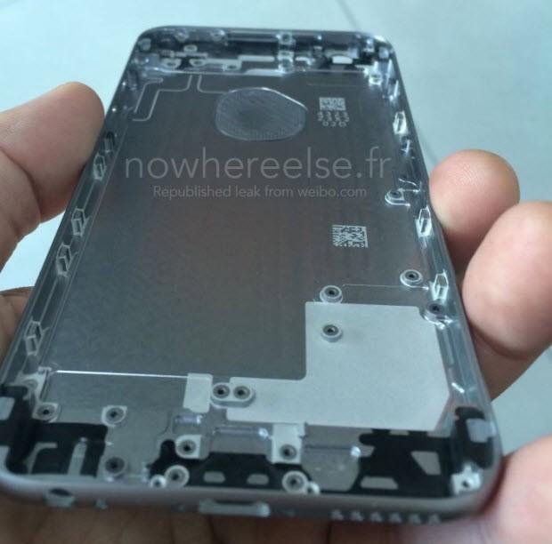 iPhone 6'nın işlemcisi, RAM'i ve fazlası...