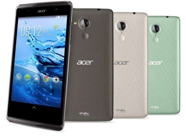 Ve bir de uygun fiyatlı cep: Acer Liquid Z500