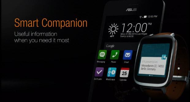 ZenWatch'un ilgi çekecek ek özellikleri, fiyatı!
