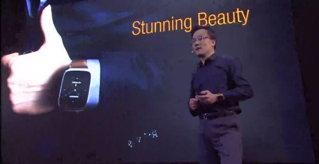 Asus'un ilk akıllı saati ZenWatch geldi!