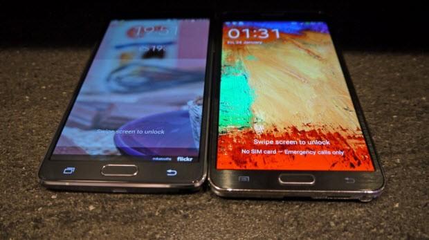 Galaxy Note 4'ü yerinde denedik!