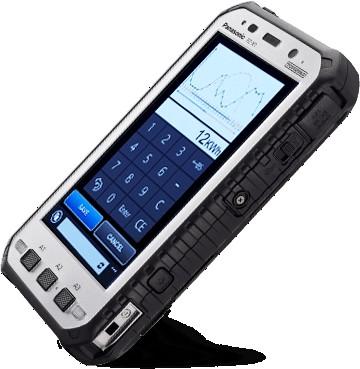 Toughpad FZ-E1 ve FZ-X1'in temel özellikleri