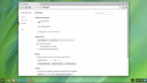 Chrome OS'a genel bakış