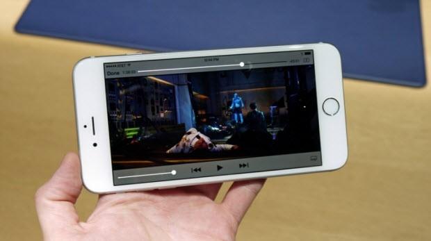iPhone 6 Plus'ın ekranı ve çözünürlüğü