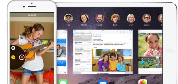 Cihazınıza uygun iOS 8'i indirin