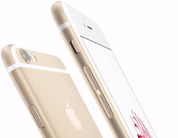 iPhone 6 ve Galaxy S5'in iç yüzü