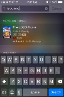 iPhone 4S'te iOS 8: Tek sorun hız değil