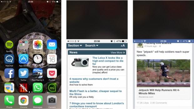 iOS 8 ve performans