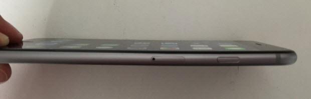 """iPhone 6 Plus'ta """"bükülme sorunu"""" çıktı!"""