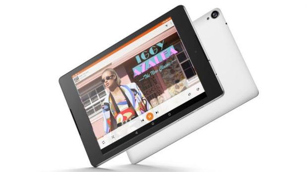 HTC ve Google'dan Nexus 9 tablet!