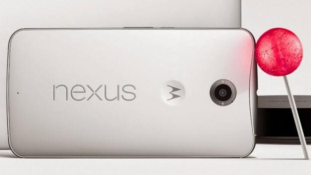 Kocaman bir Nexus 6 geldi!