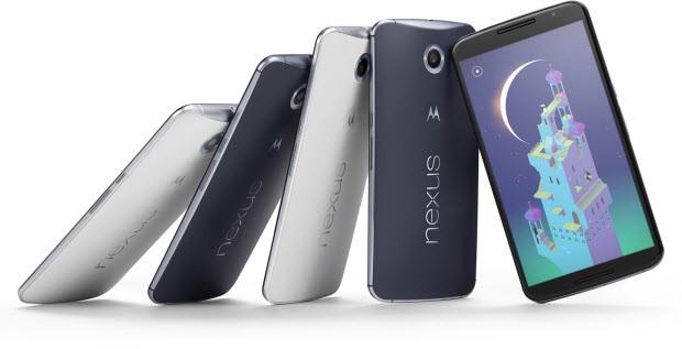 Android Lollipop, Nexus 6, Nexus 9 tanıtıldı!