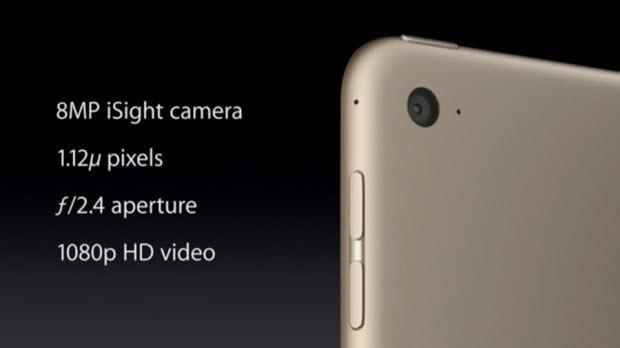Touch ID ve fazlası ve iPad mini 3!