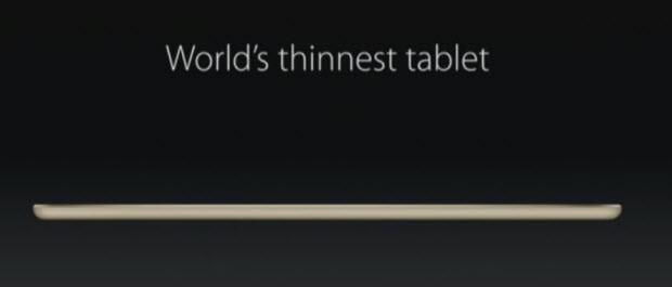 iPad Air 2, iPad mini 3, 5K iMac ve fazlası!