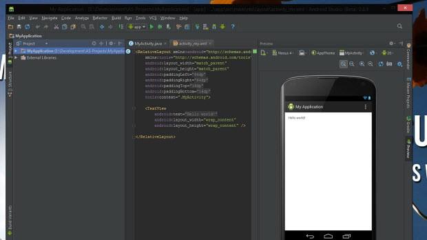 Eclipse / Android Studio