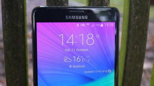 Samsung Galaxy Note 4'ü test ettik!