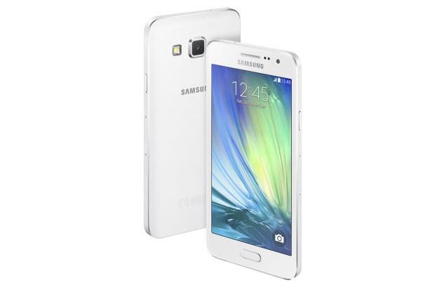 Galaxy A5 ve A3 resmi olarak tanıtıldı!