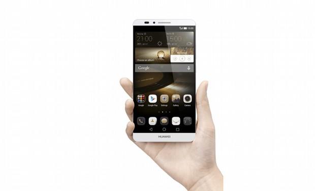 Huawei Mate7: Geniş ekranda yüksek performans