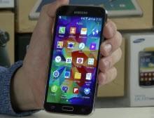 Galaxy S5, KitKat'ın son güncellemesini aldı