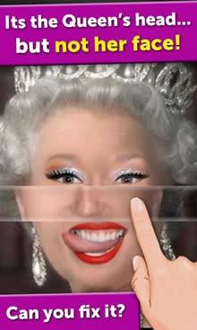 Celebrity Face Mania
