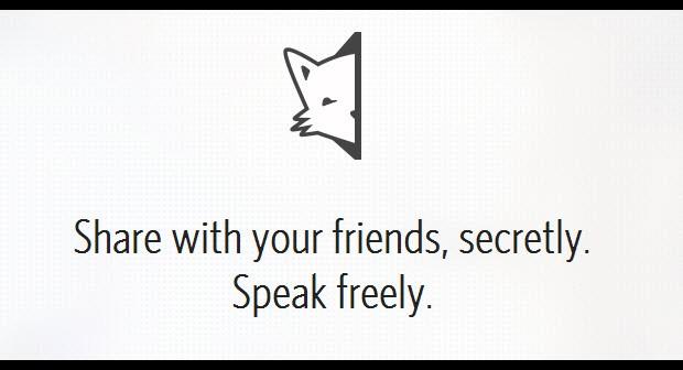 Secret ve Whisper