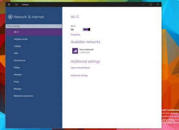 Windows 10'da tasarım değişiklikleri!