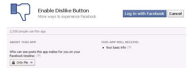Facebook'a yeni özellikler ekleyin