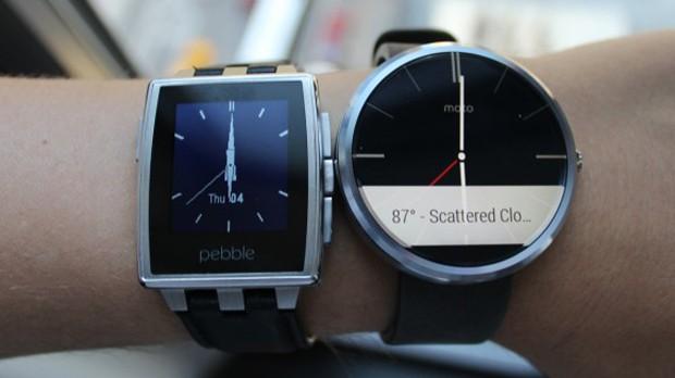 Moto 360: Android Wear'lı akıllı saat testte!