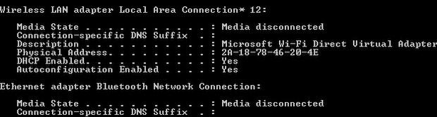 WiFi Direct ile dosya aktarımı