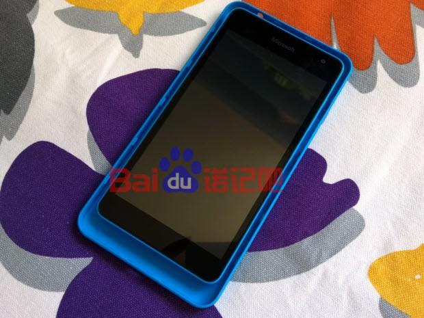 Lumia 1330'un kapağı göründü!