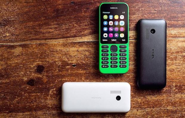 Microsoft'tan sadece 29 dolar'lık Nokia 215!